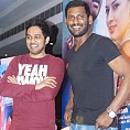 Once again with Vishal