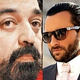 It's official - Kamal Haasan against Saif Ali Khan