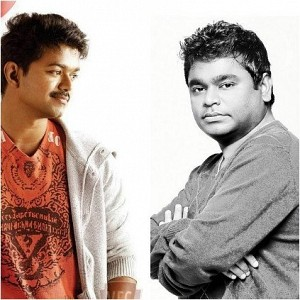 It's the fourth time for Vijay in this stylish A. R. Murugadoss project!
