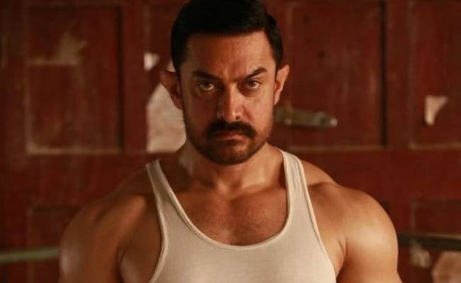 Aamir Khan's latest lockdown look ft. Salt and Pepper hairdo