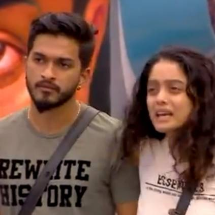 Abhirami reveals about her relationship with Mugen in the new promo of Bigg Boss season 3