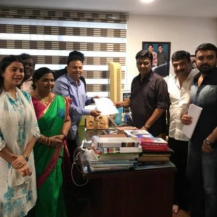 Actor-director K. Bhagyaraj will contest in the upcoming Nadigar Sangam elections.