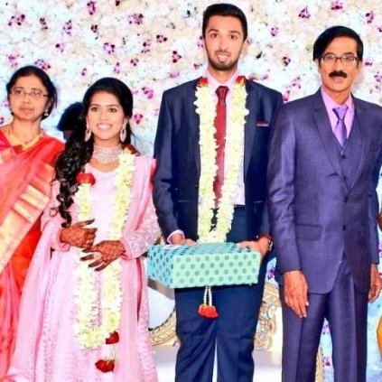 Actor Manobala's son Harish gets married to Priya today