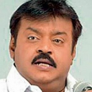 Captain Vijayakanth hospitalized again?