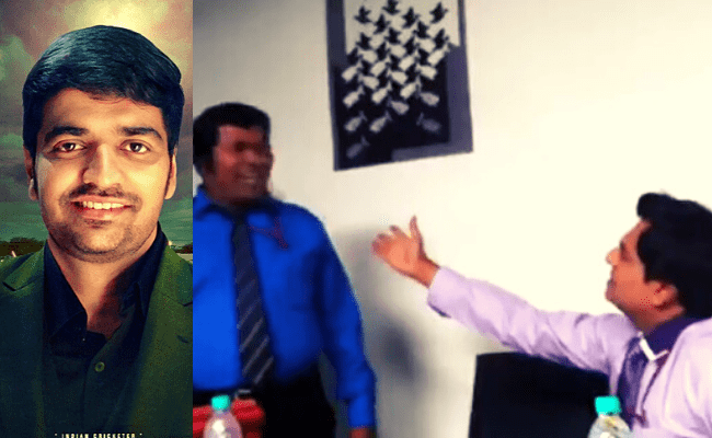 Actor Sathish shares an unseen video of Vivekh which will make you laugh and cry at the same time