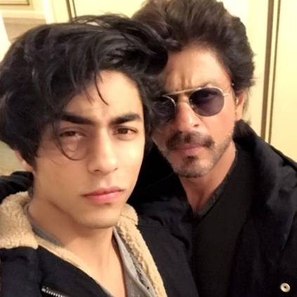 Actor Shah Rukh Khan and son Aryan Khan team up to dub for Mufasa and Simba characters in The Lion King
