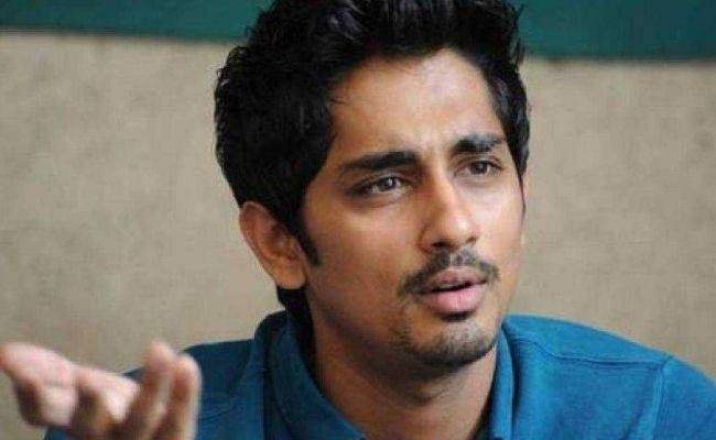 Actor Siddharth reacts to a video that claimed he is dead - deets