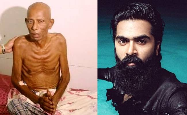 Actor STR helps actor Thavasi who is battling with cancer; earns fans' respect