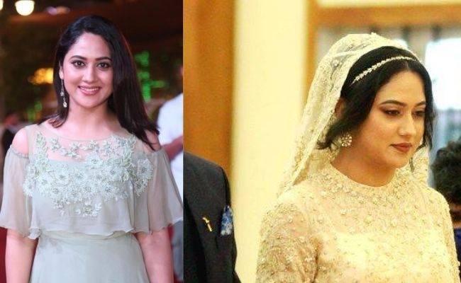 Actress Miya George gets married - Wedding Pics go viral