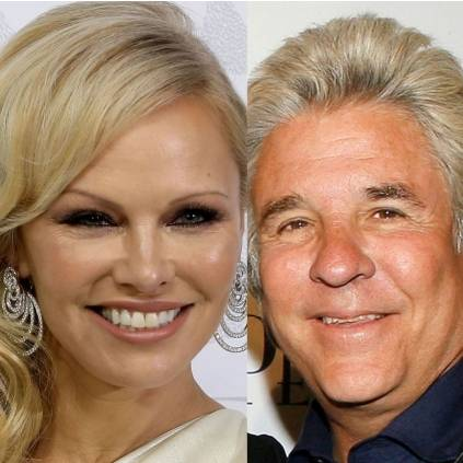 Actress Pamela Anderson splits from Jon Peters after 12 days of marriage