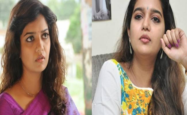 Actress Swathi Reddy issues clarification on her social media accounts