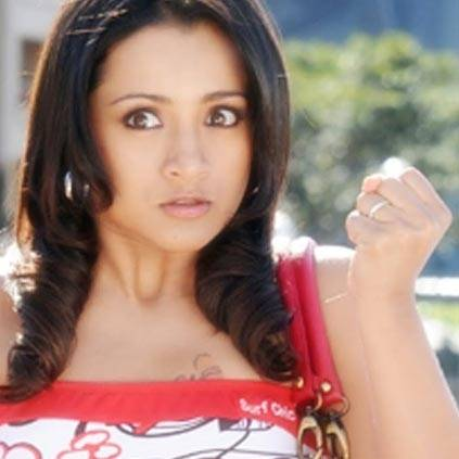 Actress Trisha's Twitter account hacked