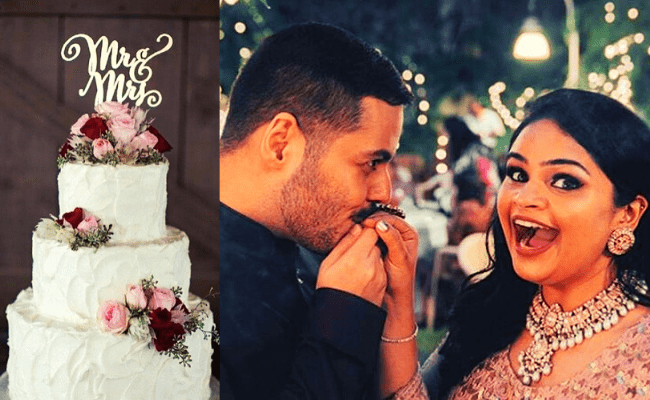 Actress Vidyu Raman ties the knot with her fiancé; dreamy wedding pics are out