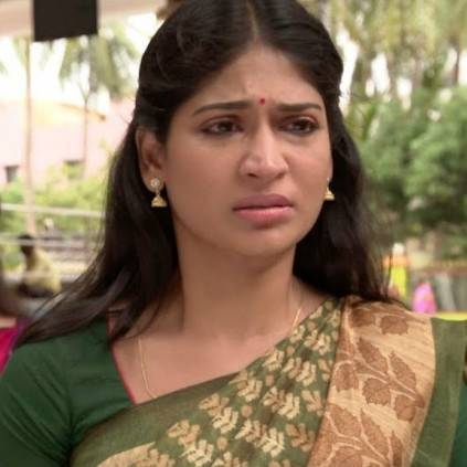 Actress Vijayalakshmi walks out of Nayagi serial