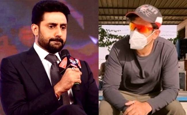 After Abhishek Bachchan tested positive for Coronavirus, costar Amit Sadh's results out