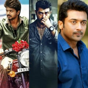 Exclusive: ''I want to act with Vijay, Ajith and Suriya''