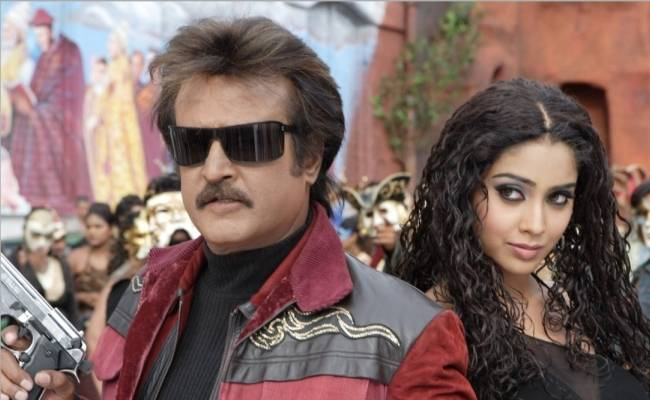 Aishwarya Rai not Shriya was 1st choice for Sivaji ft Rajinikanth