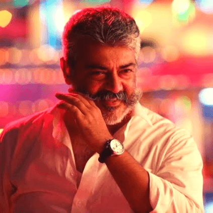 Ajith Kumar's Viswasam gets the first place in most influential Twitter moments