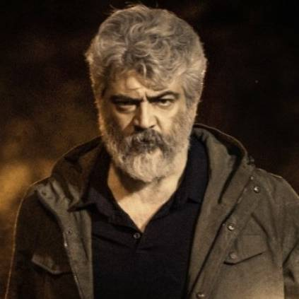 Ajith's Nerkonda Paarvai next update on July 15 at 6pm