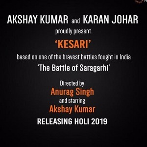 Official announcement on Akshay Kumar's next