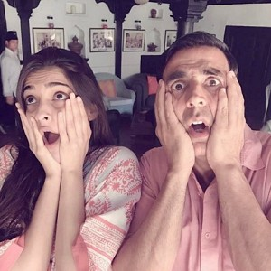 Funny: How Akshay Kumar and Sonam Kapoor reacted to their National Awards?