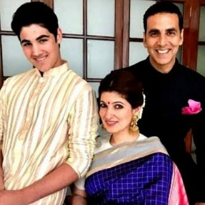 Akshay Kumar wishes Aarav! Find what he said.