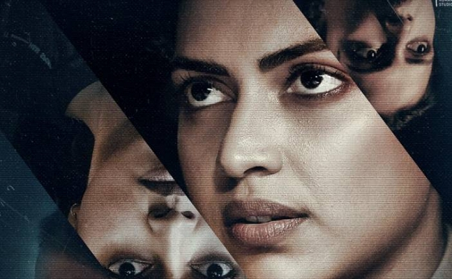Amala Paul returns to duty as Inspector Durga with an edge-of-the-seat crime thriller