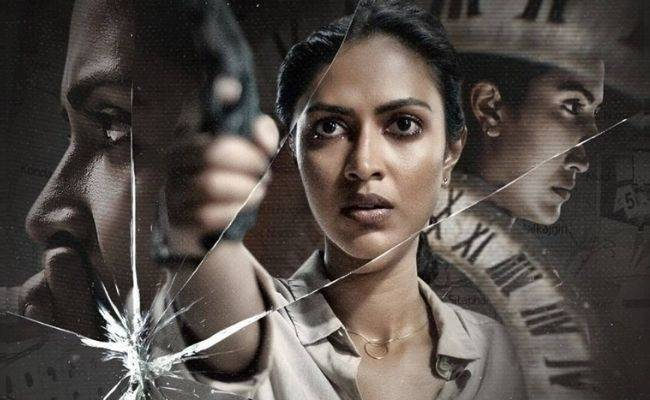 Amala Paul's next has her stuck in a time loop - what happened? Gripping TRAILER released