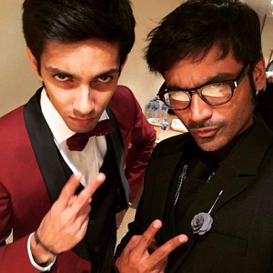 It's Anirudh after Dhanush!