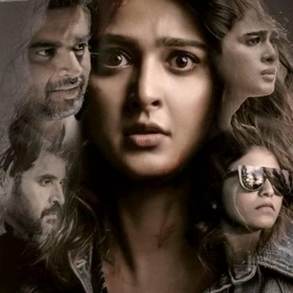 Anushka Shetty and Madhavan's Nishabdham or Silence trailer out ft Anjali