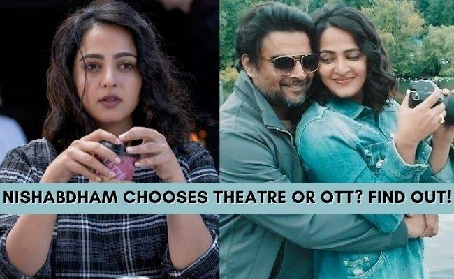 Anushka's Nishabdam might release this way - find out whether theatre or OTT release