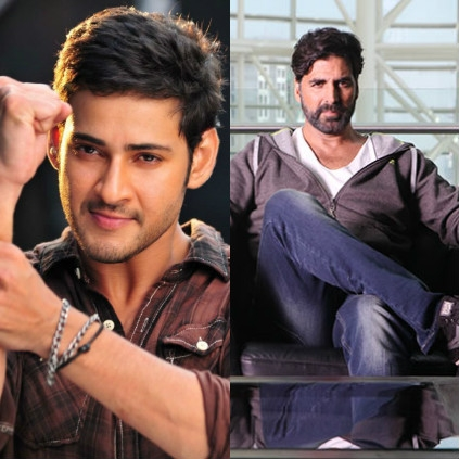 [ar-murugadoss-confirms-that-akshay-kumar-is-not-acting-in-his-upcoming-film-starring-mahesh-babu-photos-pictures-stills]