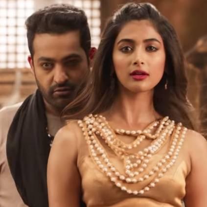 Aravindha Sametha song promo video featuring Jr NTR