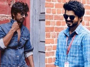 """""""Vijay sir is blessed"""" - Arjun Das reveals why in Behindwoods exclusive"""