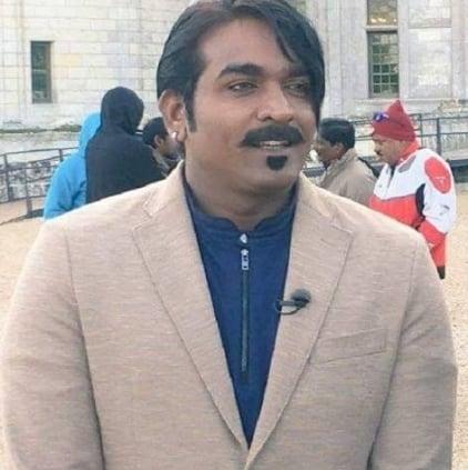 Arun Pandian talks about Vijay Sethupathi's Junga release