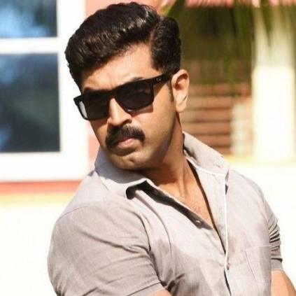 Arun Vijay's special announcement on his next with Kuttram 23 director Arivazhagan