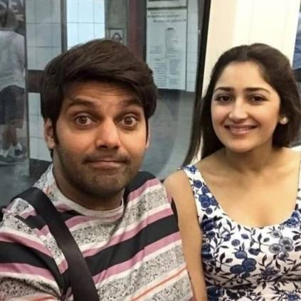 Arya and Sayyeshaa to get married today, on 10th March in Hyderabad