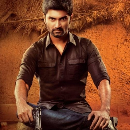 Atharvaa's Boomerang audio and trailer to release on August 3