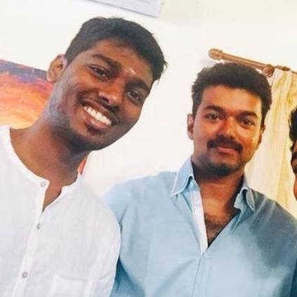 Atlee talks about Thalapathy Vijay's Sarkar