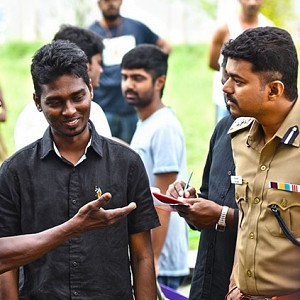 Atlee's dream comes true today in the sets of Vijay 61!