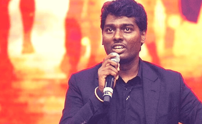 Atlee's closest family member passes away; director shares an emotional note