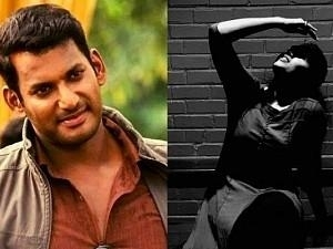 WOW - Attakasamana TITLE for Vishal's NEXT with popular heroine revealed!! Check out