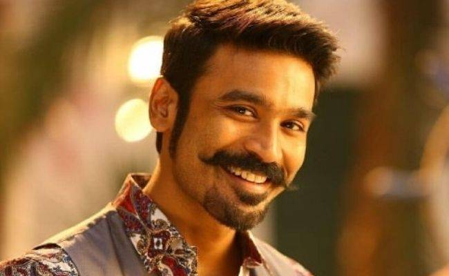 Aww! Chitappa Dhanush's adorable photo with Selvaraghavan's son is storming the internet