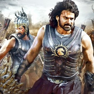 When Baahubali meets Sangamithra!