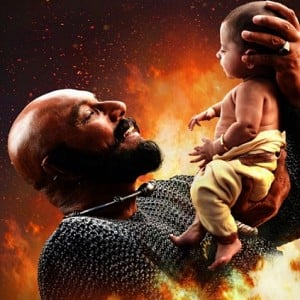 Sathyaraj's breaking move over Baahubali 2 Karnataka release issue!
