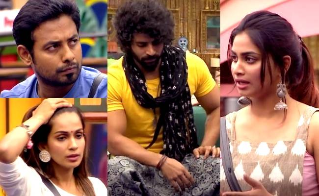 Bala is being cornered in Bigg Boss Tamil 4 house, new viral video