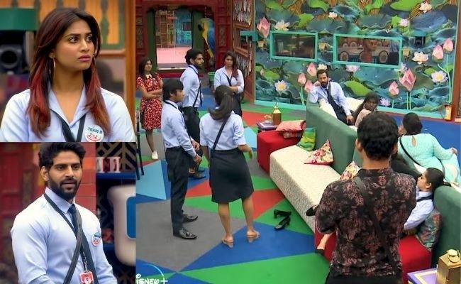 Bala questioned by everyone about his double standards at Bigg boss 4 tamil house