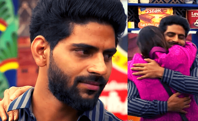 Bala tears up in the 100th episode of Bigg Boss Tamil 4 promo because of Samyuktha