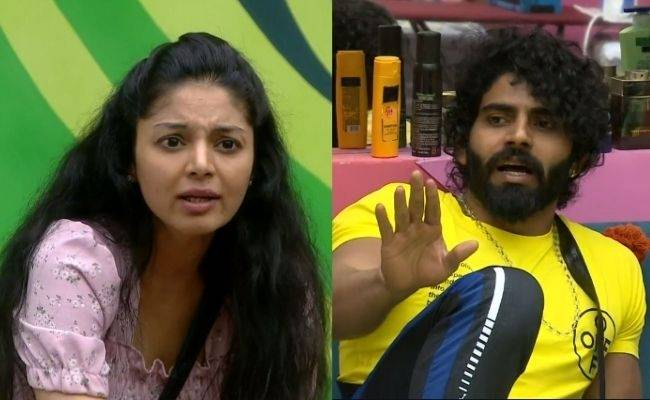 Bala v/s Sanam fight in Bigg Boss Tamil 4 - Find out reason this time