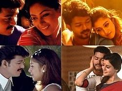 Behindwoods poll: We asked our readers to pick the best on-screen pair for Vijay and the results are here